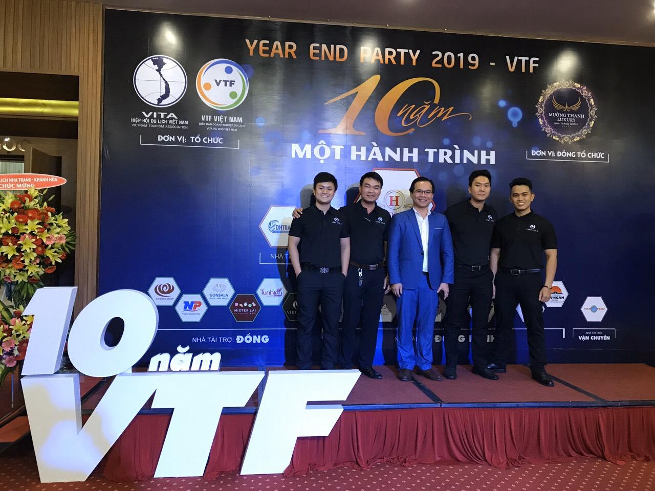 VTF 10 năm 1 Hành Trình